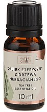 """Парфюмерия и Козметика Етерично масло """"Чаено дърво"""" - Nature Queen Tee Tree Essential Oil"""