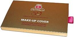 Парфюми, Парфюмерия, козметика Комплект - Dermacol Make-Up Cover (found/5x5g)