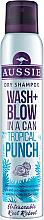 Парфюми, Парфюмерия, козметика Сух шампоан - Aussie Dry Shampoo Wash + Blow in a Can Tropical Punch