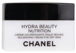 Парфюми, Парфюмерия, козметика Хидратиращ крем за лице за суха кожа - Chanel Hydra Beauty Nourishing and Protective Cream
