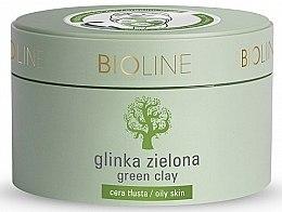 Парфюми, Парфюмерия, козметика Зелена глина за лице и тяло - Bioline Green Clay
