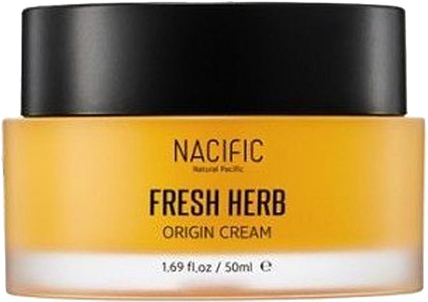 Интензивно хидратиращ крем за лице - Nacific Fresh Herb Origin Cream