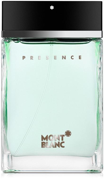 Montblanc Presence - Тоалетна вода (тестер с капачка)