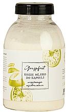 Парфюмерия и Козметика Козе мляко за вана с аромат на грейпфрут - The Secret Soap Store Goat Milk