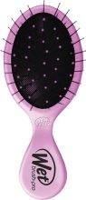 Парфюми, Парфюмерия, козметика Гребен за коса - Wet Brush Pro Mini Lil´Detangler Lovin Lilac