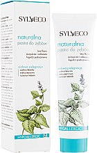 Парфюмерия и Козметика Натурална паста за зъби - Sylveco Natural Toothpaste