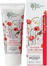 Парфюми, Парфюмерия, козметика Bronnley RHS Poppy Meadow - Крем за ръце и нокти