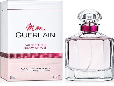 Guerlain Mon Guerlain Bloom of Rose - Тоалетна вода — снимка N2