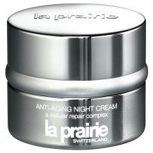 Парфюмерия и Козметика Регенериращ крем за лице с клетъчен комплекс - La Prairie Anti-Aging Night Cream