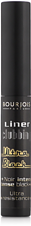 Очна линия - Bourjois Liner Clubbing Ultra Black — снимка N1