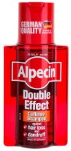 Парфюмерия и Козметика Шампоан с кофеин против пърхот и косопад - Alpecin Double Effect Caffeine Shampoo