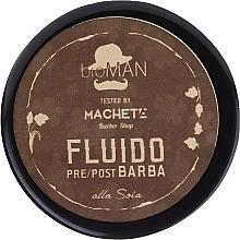 Парфюмерия и Козметика Флуид за преди и след бръснене - BioBotanic BioMAN Pre/After Shave Fluid