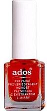Парфюмерия и Козметика Продукт за ускоряване на растежа на ноктите - Ados