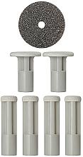 Парфюмерия и Козметика Сменяеми дискове за много чувствителна кожа, Grey - PMD Beauty