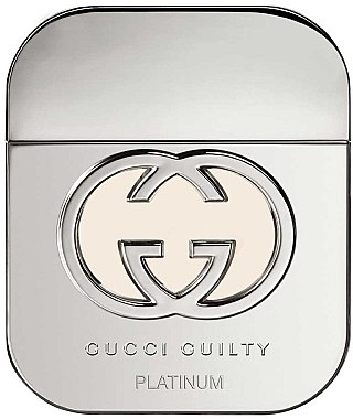 Gucci Guilty Platinum Edition - Тоалетна вода
