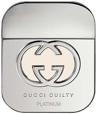 Gucci Guilty Platinum Edition - Тоалетна вода — снимка N1