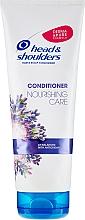 Парфюмерия и Козметика Балсам против пърхот - Head & Shoulders Conditioner Nourishing Care
