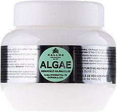 Парфюми, Парфюмерия, козметика Маска за коса с екстракт от водорасли и маслиново масло - Kallos Cosmetics Algae Mask