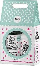 Парфюми, Парфюмерия, козметика Комплект - Yope Zimowa Herbata (балсам за ръце/300ml + сапун/500ml)