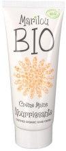 Парфюмерия и Козметика Подхранващ крем за ръце - Marilou Bio Nourishing Hand Cream