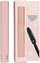Парфюмерия и Козметика Спирала за мигли - Doll Face Be A Doll Fab Flair & Volume Mascara