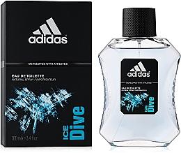 Adidas Ice Dive - Тоалетна вода — снимка N2