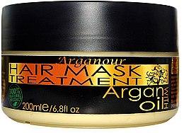 Парфюми, Парфюмерия, козметика Маска за коса - Arganour Hair Mask Treatment Argan Oil