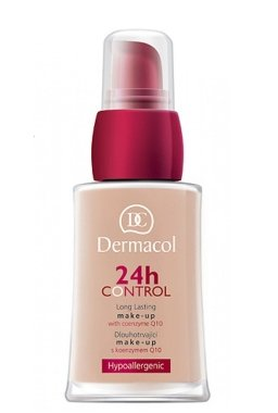 Дълготраен фон дьо тен Q10 - Dermacol 24h Control Make-Up — снимка N1