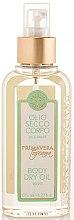 Парфюми, Парфюмерия, козметика Сухо масло-спрей за тяло - Erbario Toscano Primavera Toscana Body Dry Oil