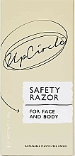Парфюмерия и Козметика Самобръсначка за лице и тяло - UpCircle