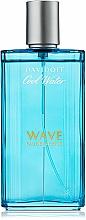 Парфюмерия и Козметика Davidoff Cool Water Wave - Тоалетна вода (тестер с капачка)
