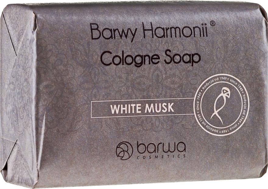 Сапун с екстракт от бял мускус - Barwa Harmony White Musk Soap