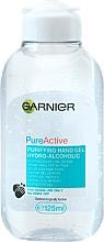 Парфюмерия и Козметика Антибактериален гел за ръце - Garnier PureActive Purifying Hydro-Alcoholic Hand Gel