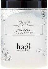 Парфюмерия и Козметика Соли за вана - Hagi Bath Salt