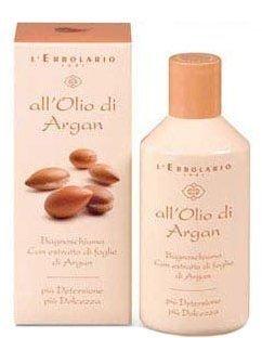 Пена для ванны с маслом Аргании - L'erbolario Bagnoschiuma All'Olio di Argan (мини) — снимка N1