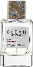 Парфюмерия и Козметика Clean Reserve Ambre Saffron - Парфюма вода