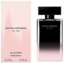 Парфюми, Парфюмерия, козметика Narciso Rodriguez For Her Scents In The City - Тоалетна вода