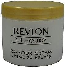 Парфюми, Парфюмерия, козметика Крем за лице - Revlon 24 Hours Face Moisturising Cream