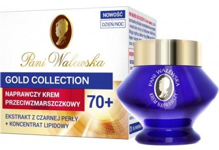 Възстановяващ крем против бръчки 70+ - Pani Walewska Gold Collection Face Cream 70+ — снимка N1