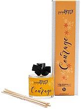 Парфюми, Парфюмерия, козметика Арома дифузер  - PuroBio Cosmetics Courage Diffuser Home Relaxing