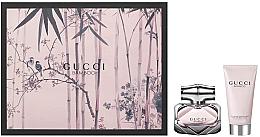 Парфюми, Парфюмерия, козметика Gucci Gucci Bamboo - Комплект (парф.вода/30ml + лосион за тяло/50ml)