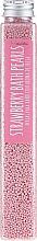 """Парфюмерия и Козметика Перли за вана """"Ягода"""" - IDC Institute Bath Pearls Strawberry"""
