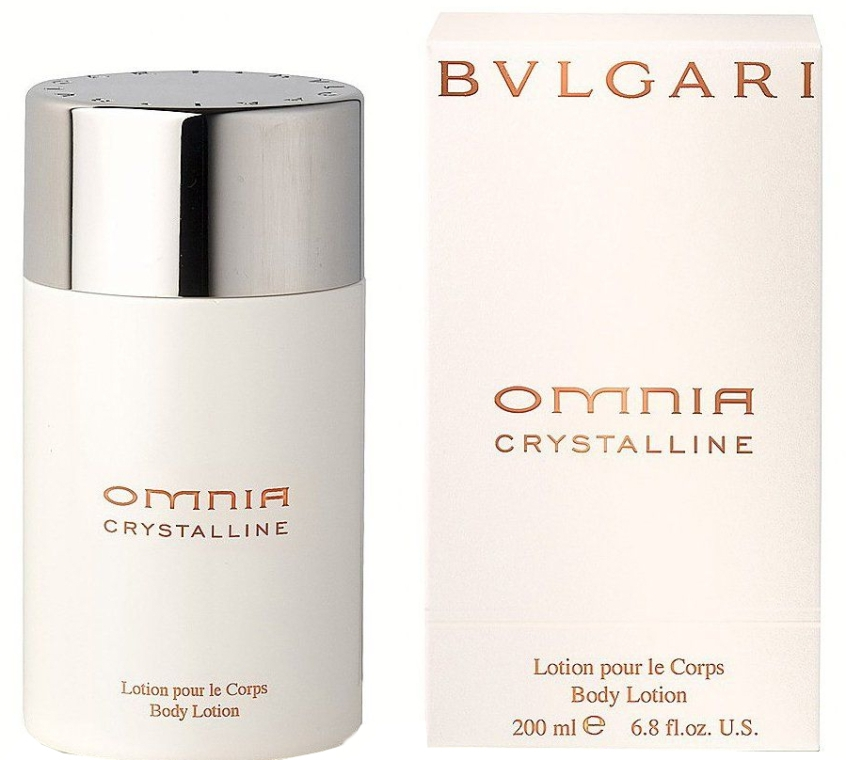 Bvlgari Omnia Crystalline - Лосион за тяло