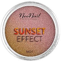 Парфюмерия и Козметика Глитер за нокти - NeoNail Professional Sunset Effect