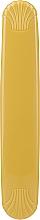 Парфюмерия и Козметика Калъф за четка за зъби, 88049, жълт - Top Choice