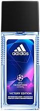 Парфюми, Парфюмерия, козметика Adidas UEFA Champions League Victory Edition - Спрей дезодорант