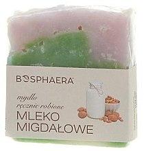 "Парфюми, Парфюмерия, козметика Натурален сапун ""Бадемово мляко"" - Bosphaera"