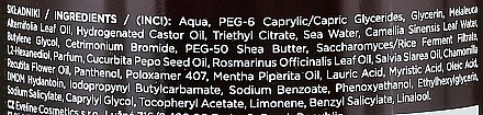 Антибактериален тоник за лице 3в1 - Eveline Cosmetics Botanic Expert — снимка N3