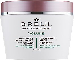 Парфюмерия и Козметика Маска за обем на косата - Brelil Bio Treatment Volume Hair Mask