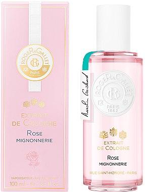 Roger & Gallet Rose Mignonnerie - Одеколон — снимка N1